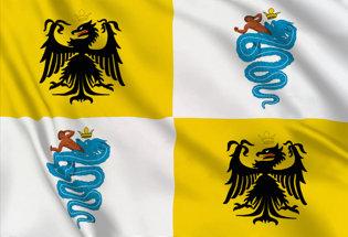 Bandiera Ducato di Milano 1450