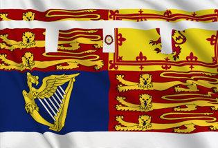 Bandiera Stendardo del Conte di Wessex