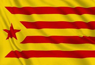 Bandiera Estelada vermella