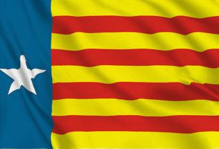 Bandiera Estelada valenciana