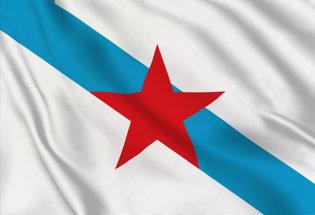 Bandiera Galicia Indipendentista