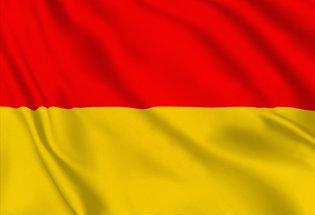 Bandiera Giallo-rossa