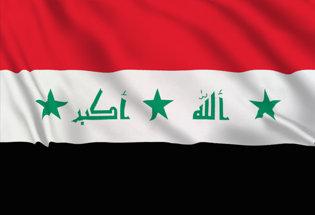 Bandiera Iraq 1991-2008
