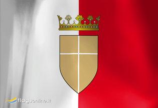 Bandiera Isola dei Cavalieri