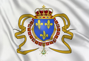 Bandiera Luigi XIV