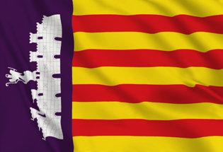 Bandiera Mallorca