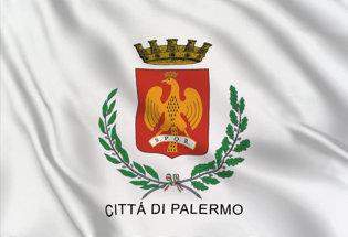 Bandiera Palermo istituzionale