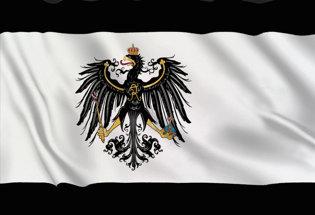 Bandiera Regno di Prussia 1892-1918