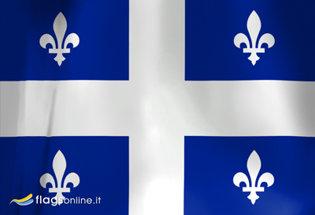 Bandiera Quebec