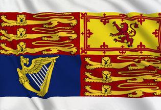 Bandiera Stendardo della Regina