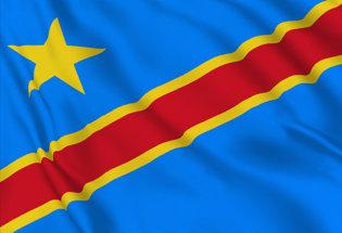 Bandiera Repubblica Democratica Congo