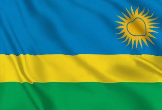 Bandiera Ruanda