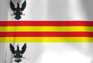 Bandiera Regno di Sicilia 1734-1816