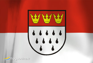 Bandiera Colonia