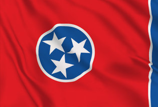 Bandiera Tennessee