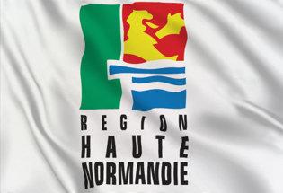 Bandiera Alta-Normandia