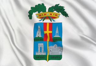 Bandiera Vicenza Provincia