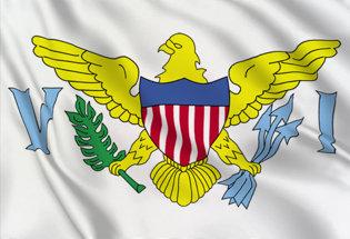 Bandiera Isole Vergini