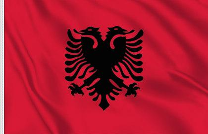 Bandiera Albania In Vendita Bandiera Albanese