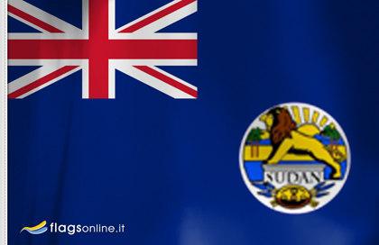 Bandiera Sudan Anglo-Egiziano