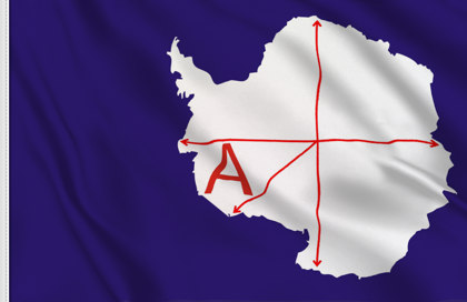 Bandiera Antarcticland