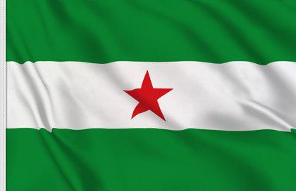 Bandiera Andalusa nazionalista