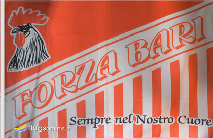 Bandiera AS Bari Storica