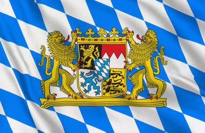 Bandiera Baviera navale