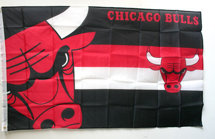 Bandiera Chicago Bulls