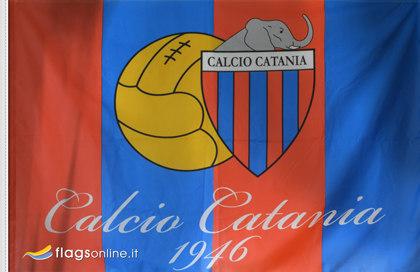 Bandiera Catania Calcio Ufficiale