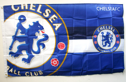 Bandiera Chelsea Football Club