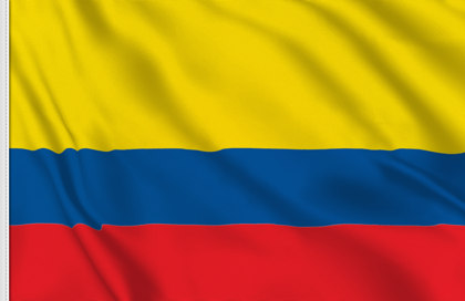 Colombia Republica flag