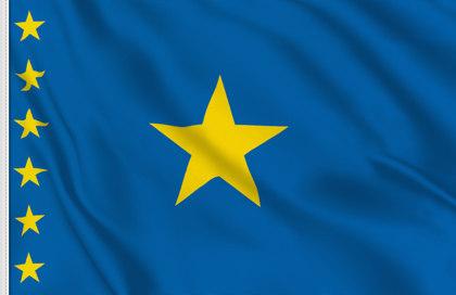Bandiera Congo 1960-63