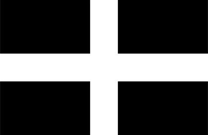 Bandiera Cornovaglia