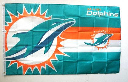 Bandiera Miami Dolphins