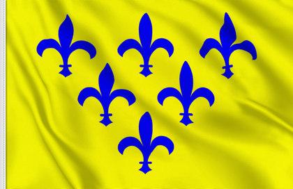 Bandiera Ducato Parma Piacenza 1545 - 1731