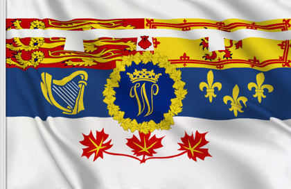 Bandiera Stendardo del Duca di Cambridge