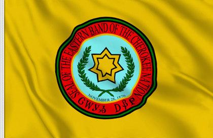 Bandiera Cherokee dell Est