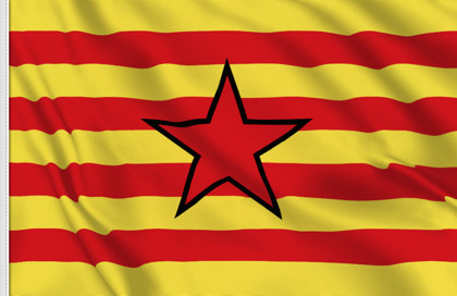 Bandiera Estelada aragonesa
