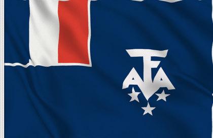 Bandiera Antartide francese