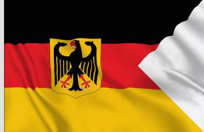 Bandiera Germania Marina Militare