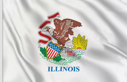 Bandiera Illinois