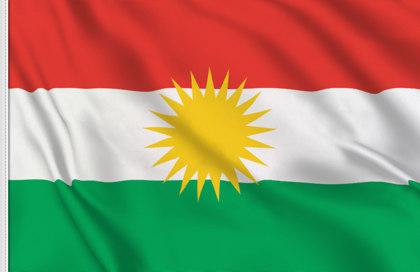 Bandiera Kurdistan