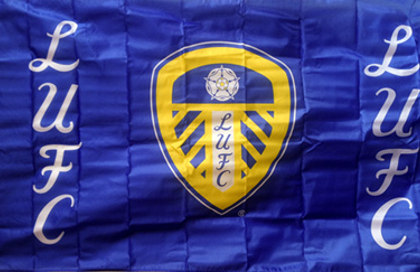 Bandiera Leeds United AFC