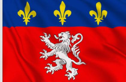 Bandiera Lione