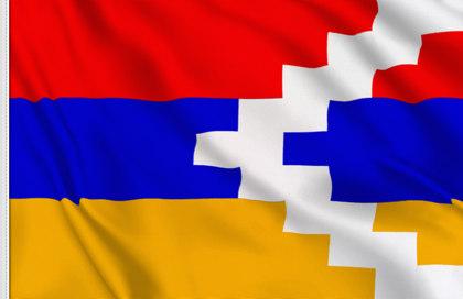 Bandiera Nagorno-Karabakh