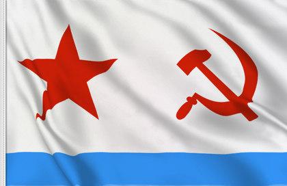 Bandiera Marina Militare Sovietica
