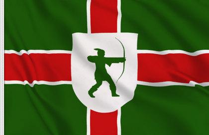 Bandiera Nottinghamshire