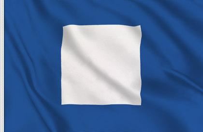 Bandiera Lettera P