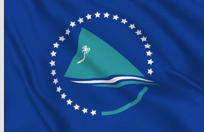 Bandiera Comunita Pacifico